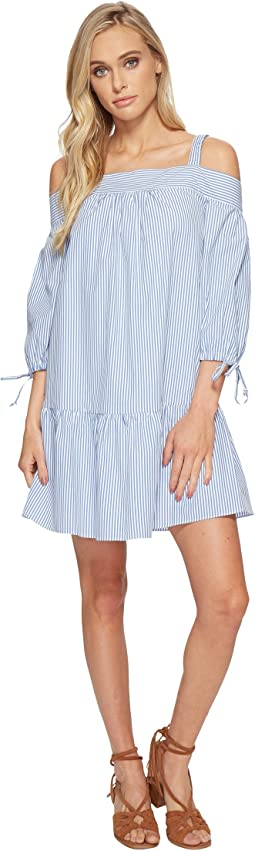 kensie - Candy Stripe Dress KS4K8215