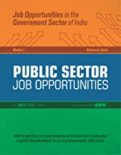 Public Sector - Job Opportunities (Job Opportunities in Government Sector of India)