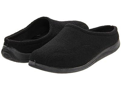Foamtreads Tomas (Black Wool) Men