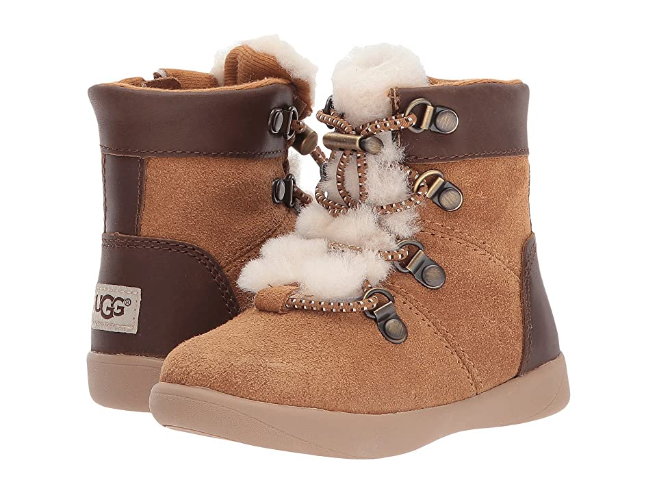 UGG Kids Ager (Toddler/Little Kid) (Chestnut) Kid