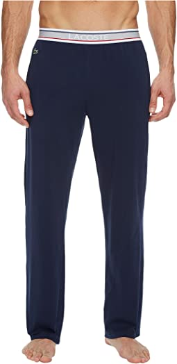 Lacoste - Colours French Flag Waistband Lounge Pants