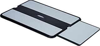 Aidata Laptop Pad, Portable LapDesk Notebook Stand with Retractable Mouse Tray