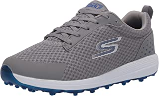 Skechers Mens 2020 Max - Fairway 2 Spikeless Mesh Water Resistant Golf Shoes