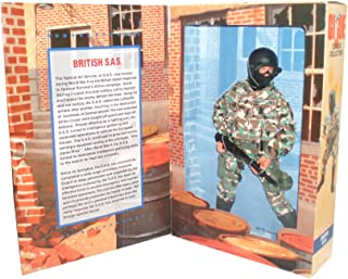 GI Joe British S.A.S (Special Air Service) 1996 Classic Collection Caucasian 12-Inch Action Figure