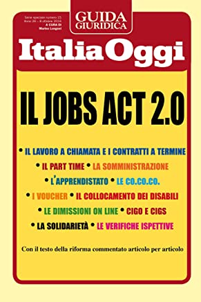 Il Jobs act 2.0