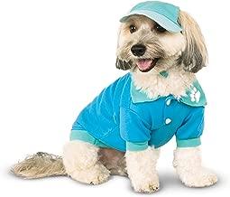 Rubie's Blue Polo Shirt for Pet, Small