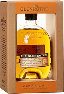 The Glenrothes Vintage 1998 Speyside Single Malt Scotch Whisky 1 x 0.7 l