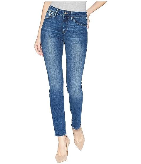 f478d157af16 Mavi Jeans Kendra High-Rise Straight Leg in Indigo Supersoft at ...