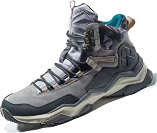 RAX Men's Wild Wolf Mid Venture Waterproof Lightweight Hiking Boots