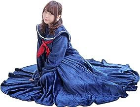 BIBILAB (ビビラボ) セラコレ 着る毛布 セーラー服 2018モデル SLC-80W-18