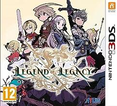 3Ds The Legend of Legacy (Eu)