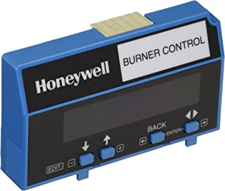burner control honeywell 7800 series