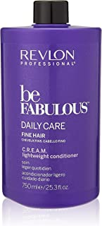 Be Fabulous Daily Care Fine Hair Cream Conditioner 750 Ml