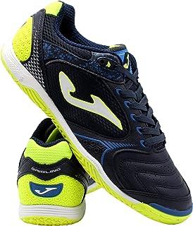 78acc529ae79b0 JOMA SPORT , Chaussures pour Homme spécial Foot en Salle Bleu Bleu Marine