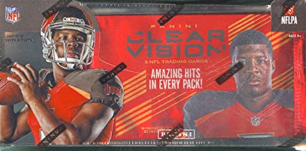2015 panini clear vision