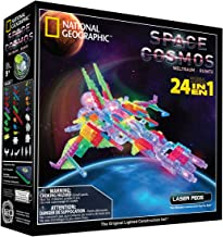 Laser Pegs National Geographic Space Building Kit
