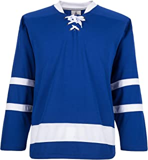 EALER H900 Series Colors and Blank Ice Hockey League Sports Practice Training Jersey -Men and Women- Adult and Youth