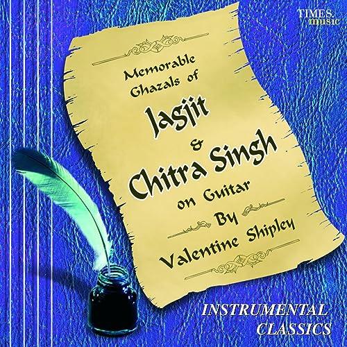 Amazon com: Memorable Ghazals Of Jagjit Singh By Valentine