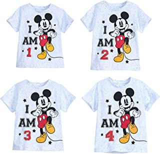 birthday boy shirt mickey mouse