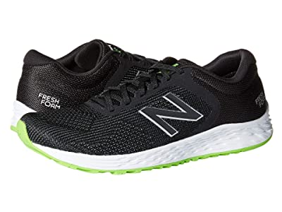 New Balance Fresh Foam Arishi v2 (Black/RGB Green) Men