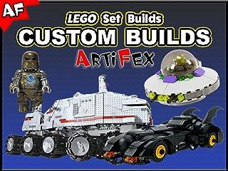 Clip: Lego Set Builds Custom Builds - Artifex