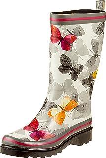 660e9fec6d680f Amazon.fr : bottes de pluie femme - Chaussures : Chaussures et Sacs