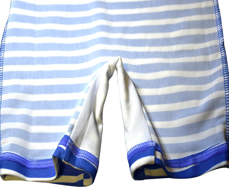 Sunsuit S//S One-Piece Zipper Kids Swimsuit UV Sun Protection Aschlop Baby Boy UPF50