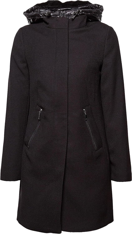 ESPRIT Collection Damen Jacke Schwarz (Black 001)