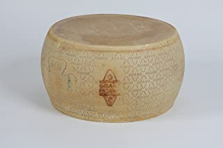 comprar comparacion Grana Padano DOP - Un octavo de vacío - 18 meses de edad (4,5 kg aprox.) - Producto Artesanal Italiano