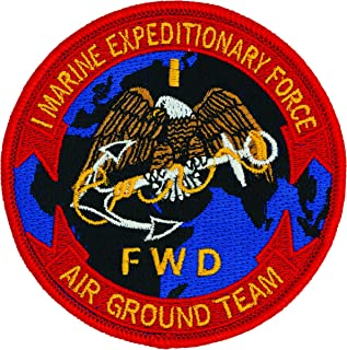 1st Marine Expeditionary Force (Forward) Full Color Dress Patch
