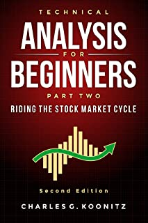 Technical Analysis for Beginners Part Two (Second edition): Riding the Stock Market Cycle