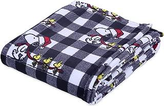 berkshire peanuts christmas blanket