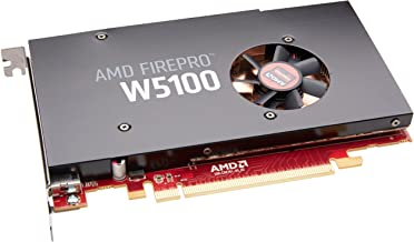 Sapphire AMD FirePro W5100 4GB GDDR5 Quad DP PCI-Express Graphics Card 100-505737