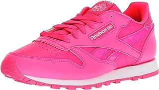 Reebok Kids' Cl Leather Girl Squad Sneaker