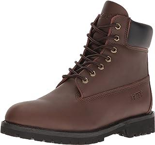 "حذاء عمل AdTec رجالي 9680 6"" بني"