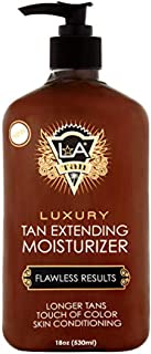 LA TAN Luxury Tan Extending Moisturizer Lotion 18 oz.