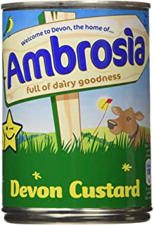 Ambrosia Devon Custard, 14.1 Ounce (Pack of 6)