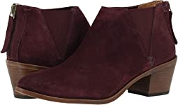 Wine Oiled Suede