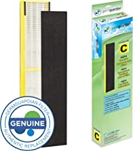 Germ Guardian FLT5000 True HEPA GENUINE Air Purifier Replacement Filter C for GermGuardian AC5000E, AC5250PT, AC5300B, AC5350B, CDAP5500, and More