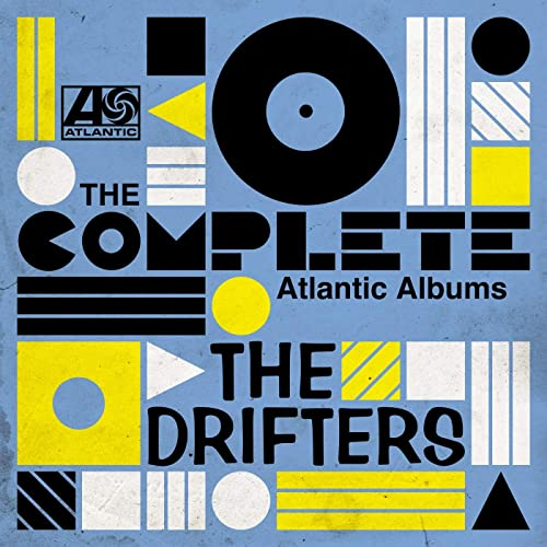 The Drifters – The Complete Atlantic Albums (2019) – It's only rock