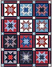 Robert Kaufman Fabrics Patriots Celebrate Americana Quilt Kit