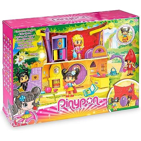 Pinypon. Casa de los Cuentos para niños y niñas de 4 a 8 años (Famosa 700016253)