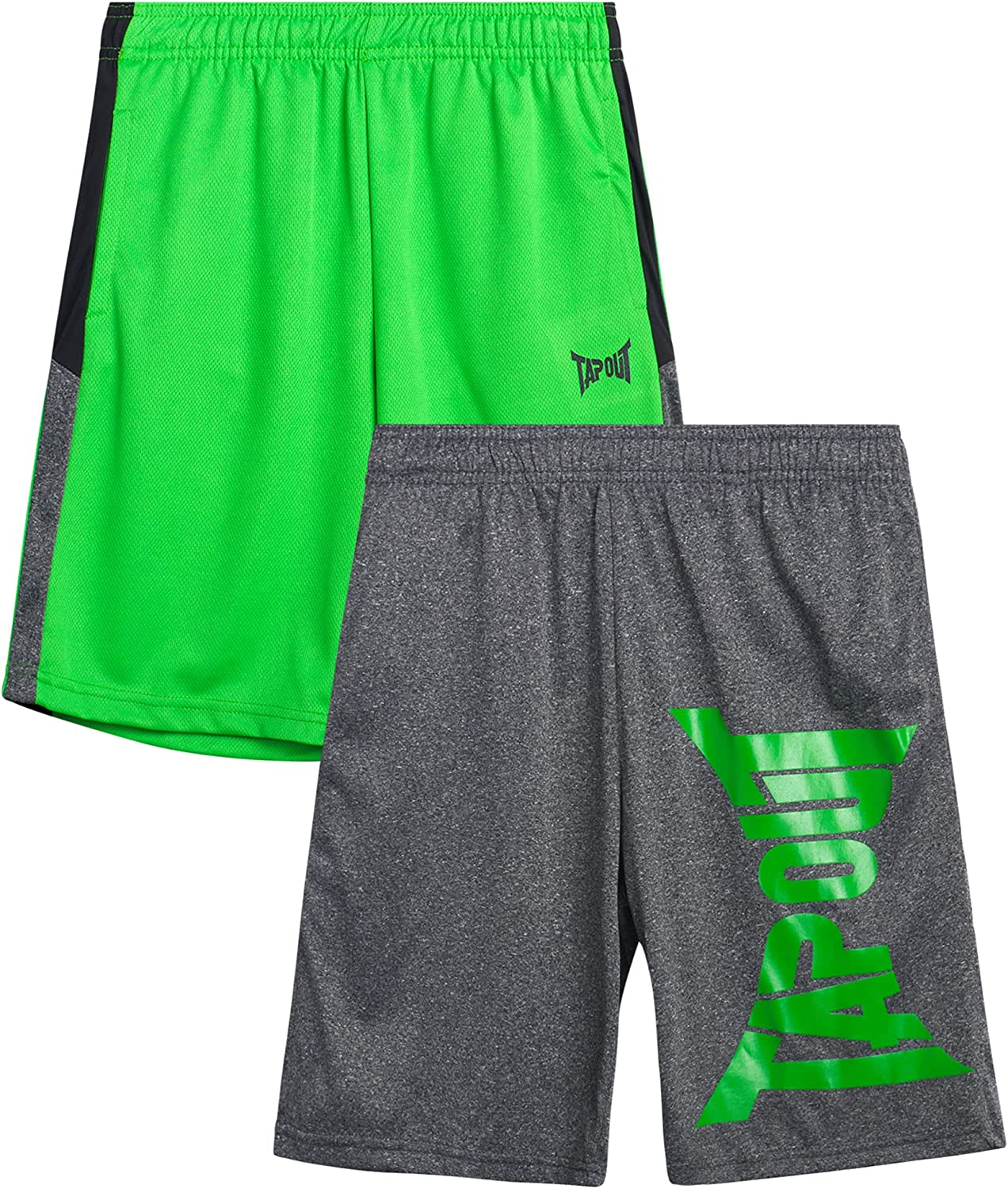 TAPOUT Boys' Athletic Shorts - Sho Performance Brand Cheap Sale Venue Basketball Inventory cleanup selling sale Active