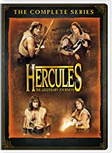 Hercules: The Legendary Journeys - The Complete Series