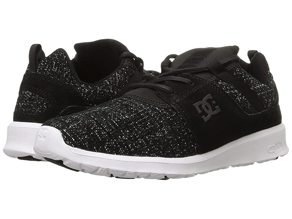 DC Heathrow LE (Black Marl) Skate Shoes