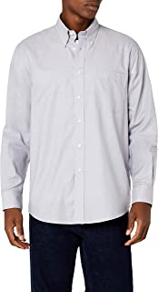 Fruit of the Loom Men's Oxford Long Sleeve Shirt