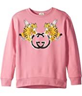 Gucci Kids - Graphic Sweatshirt 543894XJAMB (Little Kids/Big Kids)