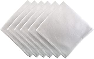 """DII for Brunch, Catering Events, Dinner Parties, Wedding or Everyday Use (Set of 6, 20x20"""") CAMZ38912"""