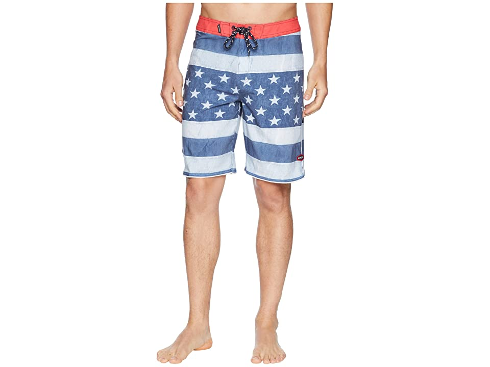 Rip Curl Admiral Boardshorts (Navy) Men