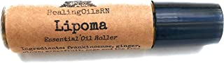 Lipoma fatty tumor essential oil roll-on roller blend roller 10 ml 100% therapeutic grade and pure